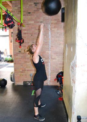 Cross-training Workout: 36 MinuteAMRAP
